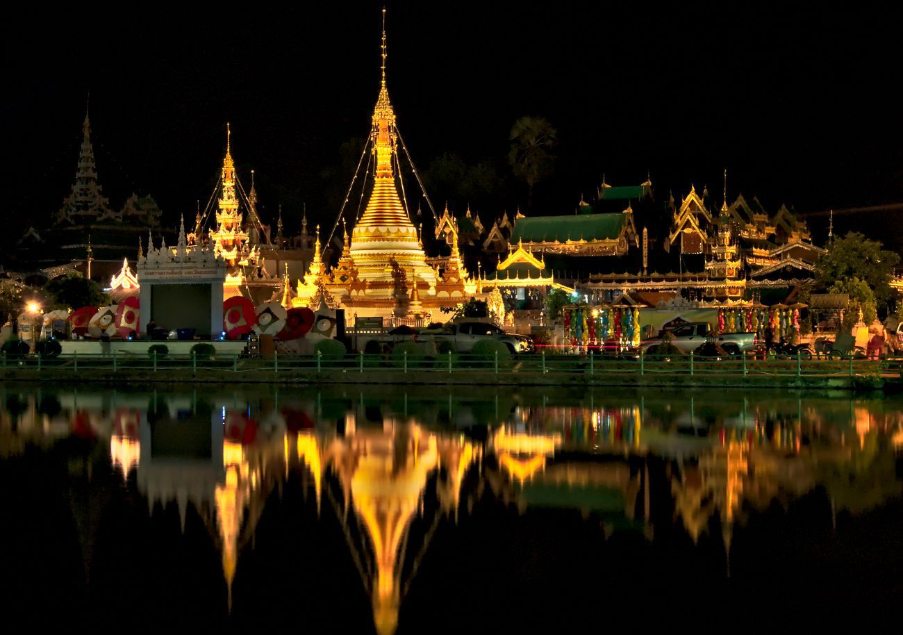 MAE HONG SON PACKAGE TOURS