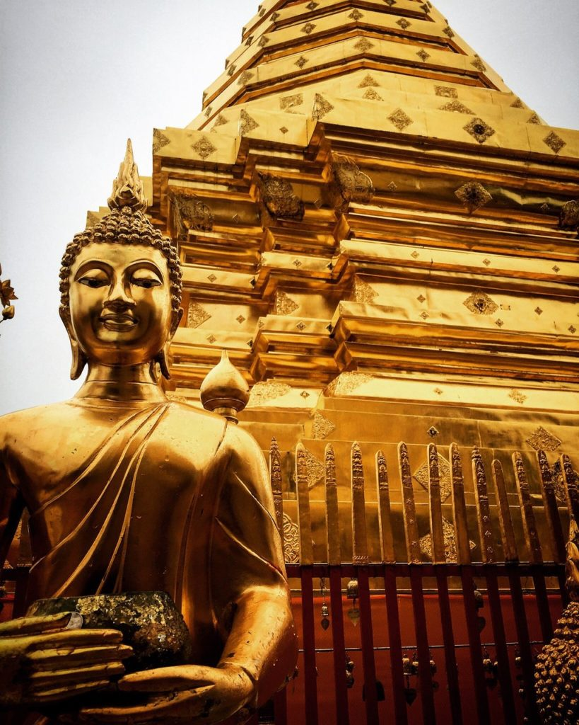 Doi Suthep Night Tour
