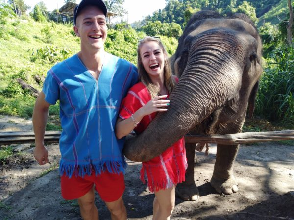 CHIANG MAI ELEPHANT SANCTUARY